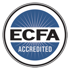 We're ECFA Accredited